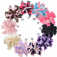 20pcs M2MG Gymboree Baby Hairbows Layered Korker Curlies Rib...