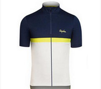 2016 Cheep Rapha BikeCycling Maniche corte Camicie estive Ciclismo Abbigliamento Bike Wear Confortevole Anti UV Hot New Rapha Maglie