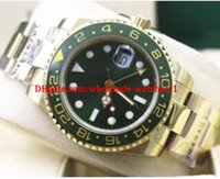 Christmas gift Luxury Green Dial And Ceramic Bezel 116718 18...