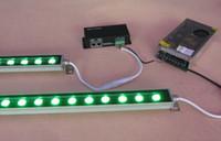 trasporto libero ad Europa 24V 4wires 36W controllo wifi DMX RGB LED wall washer IP65 impermeabile 5pcs / Lot utilizzati per centri di intrattenimento