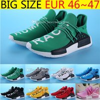 Originals NMD Human Race Running Shoes Mens Women Pharrell W...