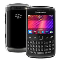 9360 الأصلي مقفلة بلاك بيري 9360 الهاتف المحمول GPS 3G WIFI NFC 5MP كاميرا الهاتف تم تجديده