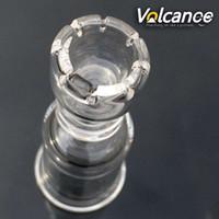 Daisy Style Domeless Quartz Banger 14mm 10mm hembra masculina junta Fumar Nails Bowl para cera DAB Plataformas de aceite Bongs de vidrio