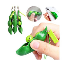 Hot Sale Extrusion Pea Bean Anti- Anxiety Stress Relieve Toy ...