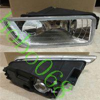 2PCS / LOT CAR pare-chocs avant gauche et droite brouillard Lampe Couverture Pas Ampoule Pour Honda Accord 7 2003-2007