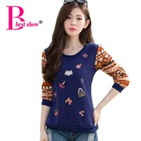 Korean Cute Sweatshirts Women Reviews | Korean Cute Sweatshirts ...
