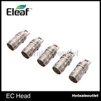 ELEAF EC HEAD IJUST 2 Замена распылителя Катушки 0 3OHM 0 5OHM для IJUST 2 Танк 100 Оригинал Прибытие Огромный Сток