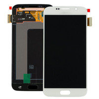 High Quality LCD Display With Touch Screen Digitizer White B...