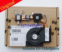 HP CQ61 CQ71 G61 G71 için soğutucu fan ile soğutucu 582145-001 580719-001