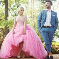 Wholesale Blush Colored Plus Size Wedding Dresses - Buy Cheap ...