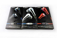 Mini 50 Cent Auricolari SMS Audio Street da 50 Cent Cuffie Auricolari In-Ear Prezzo di fabbrica per Mp3 Mp4 Tablet cellulare
