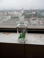 AUF LAGER Flow Glass Ash Catcher Water Recycler 14 mm für Wasserglas-Bongs