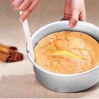 300 pz Torta Del Fondente Spogliarello Coltello Da Cucina Bakeware Cottura Biscotto Pasticceria Cutter Cupcake Artigianato Decorazione di Nozze Forniture ZA0543
