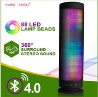 Original Music Angel Bluetooth Smart Lautsprecher Vollspektrum TF Karte Unterstützung Traumlautsprecher in Fantasy Beleuchtung Effekt Freisprecheinrichtung Freisprecheinrichtung