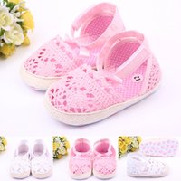 newborn baby 0- 18month crochet baby shoes girls bowknot shoe...