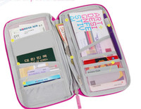 Wallets Holders Multi- function card package long ticket hold...