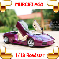 Neue Ankunft Geschenk Maisto Murcielago 1:18 Big Racing Modellauto Roadstar Stil Fahrzeug Metalllegierung Sammlung Spielzeug Für Fans Präsentieren