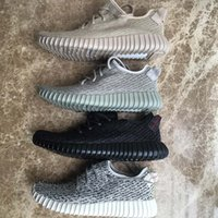 350 v1 Casual Shoes 2018 Update Wide Version Kanye West 350 ...