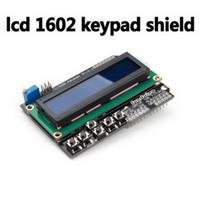 Pour carte d'extension Arduino UNO R3 MEGA2560 MEGA1280 Clavier Shield 1602 LCD B00293 OSTH