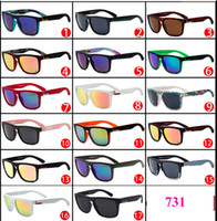 2018 Summer Beach Occhiali da sole Outdoor Sports Skimboarding Occhiali da sci Occhiali da sole Surfing Eyewear New 731 Unisex Occhiali da sole Uomo Donna