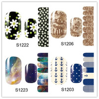 3D Nail Stickers Sell like hot cakes ultra- thin nail sticker...