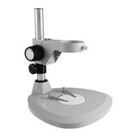 ZJ-311 76 millimetri Messaggio basamento del microscopio stand Base da tavolo (senza fonte di luce) Distanza dal braccio verticale al centro di imaging 124 millimetri