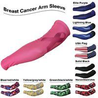 Думаю, Розовый Рак Молочной Железы Осведомленности Сжатия Рука Рукав