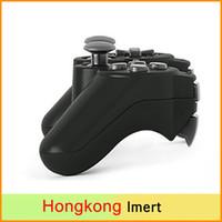 SIXAXIS manette de jeu sans fil Sony PS3 Bluetooth SIXAXIS manette de jeu Manette de jeu Manette pour Sony PS3 Playstation 3 PS3 Mince Top qualité