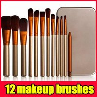 New N3 brush Professional 12 PCS Makeup brush Cosmetic Facia...