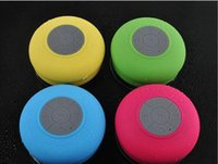 Portable Waterproof Wireless Bluetooth Speaker mini Suction ...