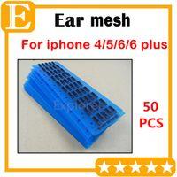 귀 스피커 이어폰 아이폰 4 5G 5s 5c 6 4.7 5.5 인치 플러스 이어 메쉬 교체 안티 먼지 화면 메쉬