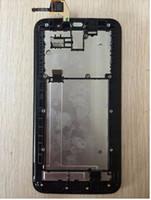 Wyświetlacz ekranu LCD + Dotykowy Digitizer WIH Frame dla 5,5 '' ASUS Zenfone 2 ZE551ML Darmowa Wysyłka