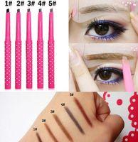 Waterproof Longlasting dauerhafte Augenbrauenstift Eye Brow Liner Pulver Eyeliner Schatten Augenbraue Enhancer Makeup Tools Zubehör