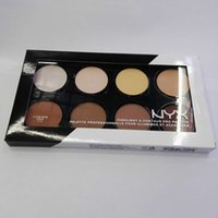 Cheapest NYX Highlight & Contour Pro Palette Highlighters Po...