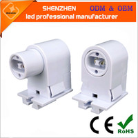 T8 tubo T10 suporte da lâmpada T12 tubo de LED Adapter aprovação alta qualidade levou lampholder fluorescente R17D