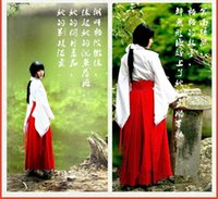 Wholesale- 2016 new Inuyasha COSPLAY clothing Animation bellf...