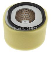 2X Hava filtresi açılan elemanı 129mmx Yanmar L100N L48N Dizel ücretsiz gönderim yedek parça # 114210-12590 için 110mmx 72mm