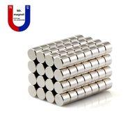200pcs 5mm x 4mm Magnete super forte, magneti D5x4mm magnete 5x4 N35 5 * 4, magnete permanente 5x4mm 5x4mm magnete 5mmx4mm D5 * 4