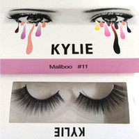 kylie cosmetics High Quality False Eyelashes Handmade Natura...