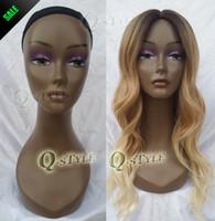 Großhandel-weibliche Mannequin-Maniqui-Kopf-ABS-Mannequin-Manikin-Kopf-Anzeige Perücke / Halskette / Kappe