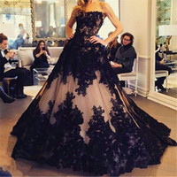 Zuhair Murad 2019 Formal Lace Celebrity Evening Dresses Strapless Appliques Elegant Real Images Arabic Dubai Prom Party Red Carpet Gowns