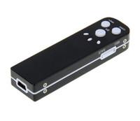 Mais novo SK-895 Mini Profissional 8 GB Gravador de Voz Digital com Suporte Clipe MP3 / WAV (Preto) de alta qualidade