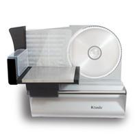 0-20MM kann Klingen Größe einstellen Gefrorenes Fleisch Slicer Brotschneidemaschine Food Cutter Maschine