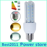 Neue SMD 2835 U förmig Lampada LED-Lampe E27 85-265V 7W Scheinwerfer E14 Bombillas LED-Birne E27 Spot Lamparas LED-Licht Weihnachten