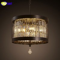 FUMAT Pendant Lights Round Pendant Lamp for Dinning Room Iro...