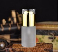 Бутылка лосьона, 30 мл матовое стекло, пустые дозаторы для бутылочек с насосом для лосьонов, кремов и других косметических средств 50 шт. / Лот DHL Бесплатная доставка