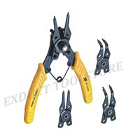"Bosi D326 Professional 7"" 175mm Snap Ring Pliers Multi-..."