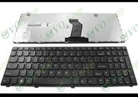 Yeni Laptop klavye için Lenovo G580 G580A G585 G585A N580 N585 N586 Siyah anahtar Siyah çerçeve ABD Versiyonu - 25-201816