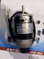 새로운 Leadshine DC 서보 모터 DCM50202-02D-1000 작동 24VDC 출력 1.79A ~ 14A 전력 50W 실행중인 3000RPM에는 0.15NM CNC 모터가 있음