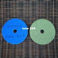 Almofada de Polimento Esponja de 4 Polegada Mármore Ferramentas de Abrasivos Lixadeira de Pedra Discos de Diamante Almofadas de Polimento Lixadeira Disc Sander